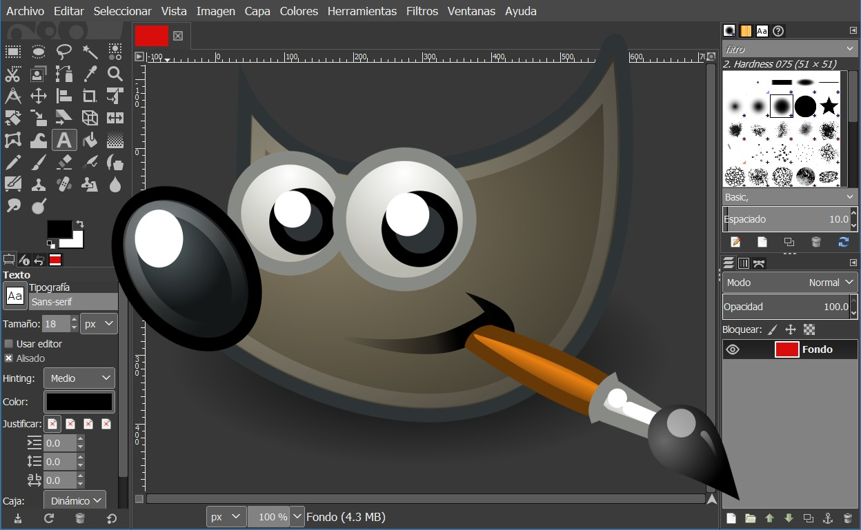 how to use gimp 2.9
