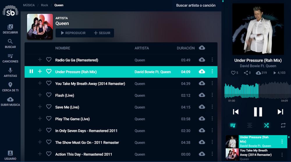 descargar musica mp3 gratis para android móviles
