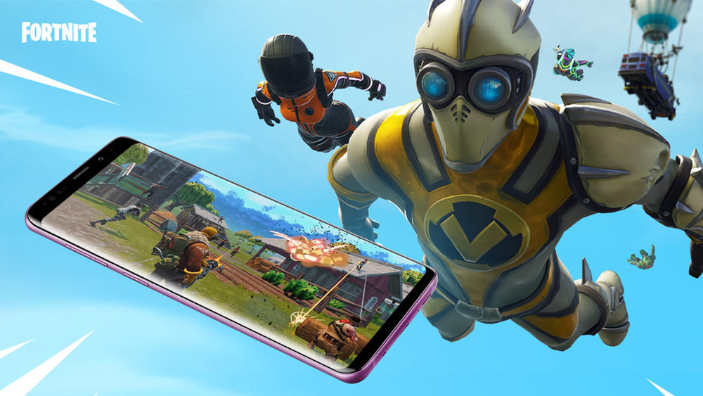 Requisitos de Fortnite para Android APK